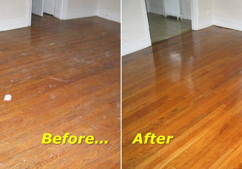 Hardwood floor refinishing new york flooring for Resurfacing wood floors