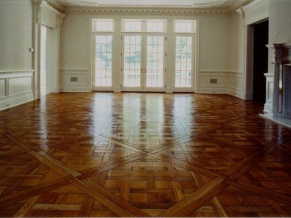hardwood installation and refinshing